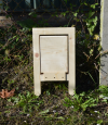Softwood Badger Gate
