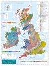 Bedrock Geology of the United Kingdom and Ireland