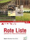 Rote Liste Gefährdeter Tiere, Pflanzen und Pilze Deutschlands, Band 4: Wirbellose Tiere (Teil 2) [Red List of Endangered Animals, Plants and Fungi of Germany, Volume 4: Invertebrates (Part 2)]