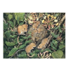 Dormouse Family 1,000-piece Jigsaw Puzzle