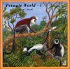 Primate World / Le Mondes des Singes, Volume 1
