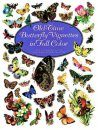 Old-Time Butterfly Vignettes in Full Color