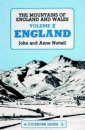 Cicerone Guide: The Mountains of England and Wales, Volume 2: England
