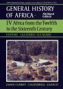 UNESCO General History of Africa, Volume 4
