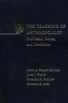 The Teaching of Anthropology