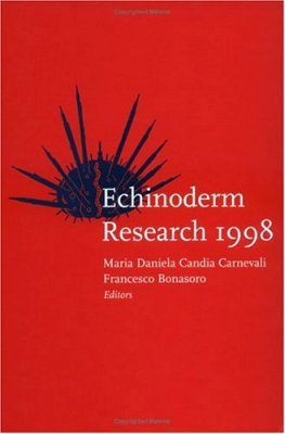 Echinoderm Research 1998