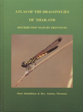 Atlas of the Dragonflies of Thailand