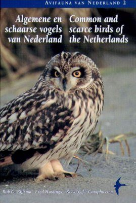 Common and Scarce Birds of the Netherlands