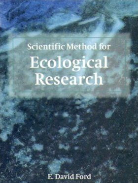 Scientific Method for Ecological Research