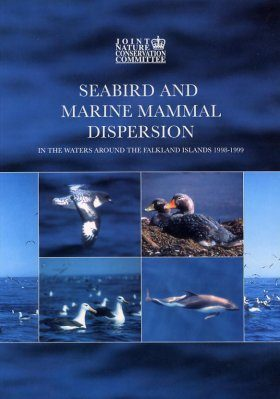 Seabird and Marine Mammal Dispersion