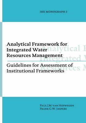 Analytical Framework for Integrated Water Resources Management