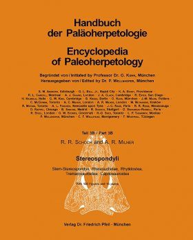 Encyclopedia of Paleoherpetology, Part 3B: Stereospondyli