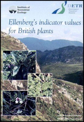 Ellenberg's Indicator Values for British Plants