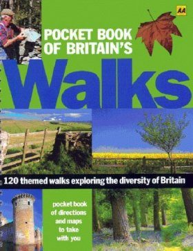 AA Pocket Book of Britain's Walks