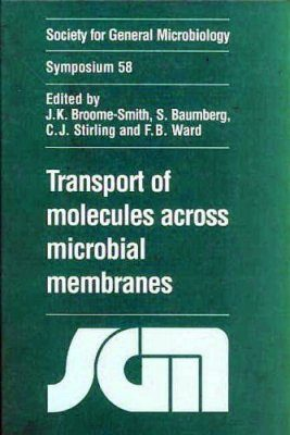 Transport of Molecules Across Microbial Membranes