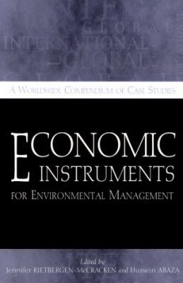 Economic Instruments for Environmental Management