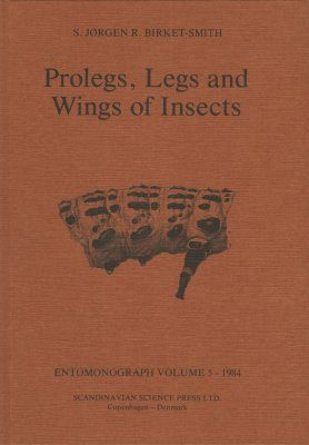 Prolegs, Legs and Wings of Insects