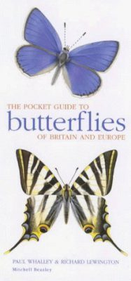 The Mitchell Beazley Pocket Guide to Butterflies of Britain and Europe