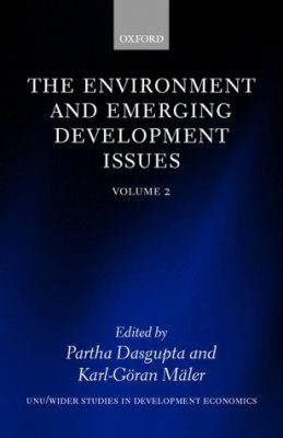 The Environment and Emerging Development Issues, Volume 2