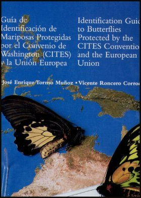 Identification Guide to the Butterflies Protected by the CITES Convention and the European Union