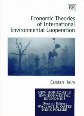 Economic Theories of International Environmental Cooperation