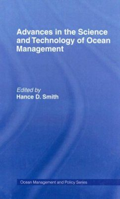 Advances in the Science and Technology of Ocean Management