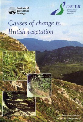 Causes of Change in British Vegetation