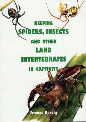 Keeping Spiders, Insects and Other Land Invertebrates in Captivity