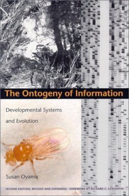 The Ontogeny of Information