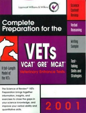 Complete Preparation for the VETs, 2001