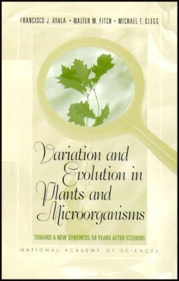 Variation and Evolution in Plants and Microorganisms