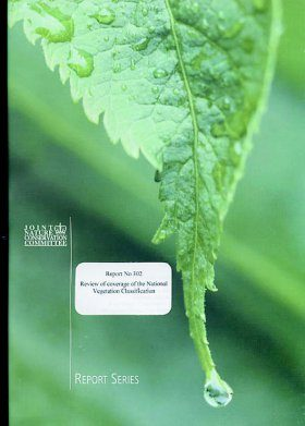 Review of Coverage of the National Vegetation Classification