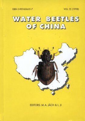 Water Beetles of China, Volume 2