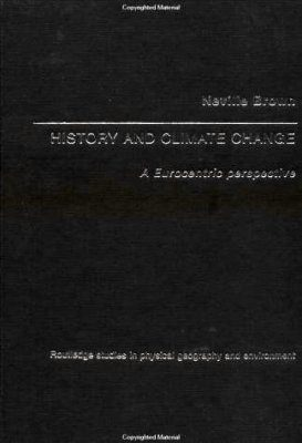 History and Climate Change