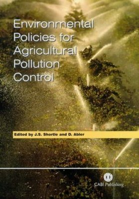 Environmental Policies for Agricultural Pollution Control