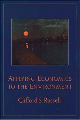 Applying Economics to the Environment
