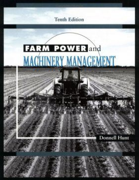 Farm Power and Machinery Management