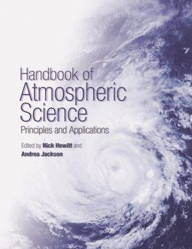 Handbook of Atmospheric Science