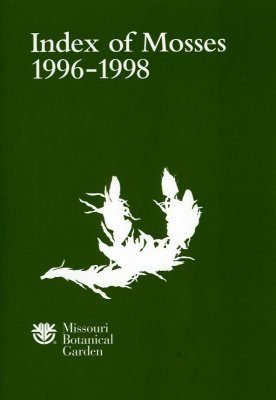 Index of Mosses, 1996-1998