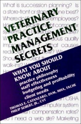 Veterinary Practice Management Secrets
