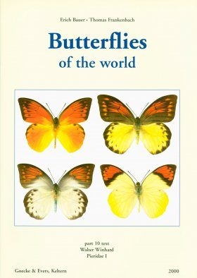 Butterflies of the World, Part 10: Pieridae (2-Volume Set)