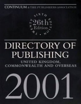 Directory of Publishing 2001