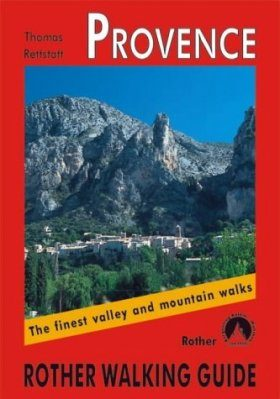 Rother Walking Guide: Provence