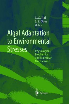 Algal Adaptation to Environmental Stress