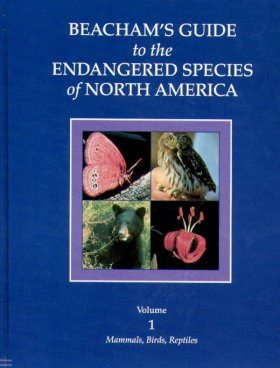 Beacham's Guide to the Endangered Species of North America (6-Volume Set)