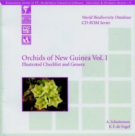 Flora Malesiana: Orchids of New Guinea, Volume 1: Illustrated Checklist and Genera