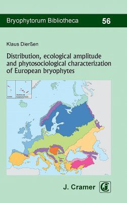Distribution, Ecological Amplitude and Phytosociological Characterization of European Bryophytes