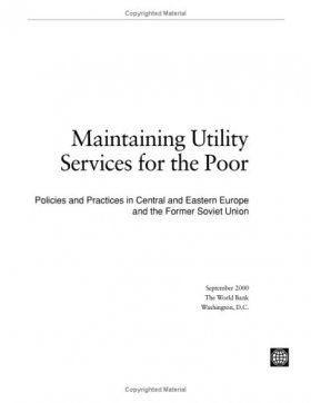 Maintaining Utility Services for the Poor