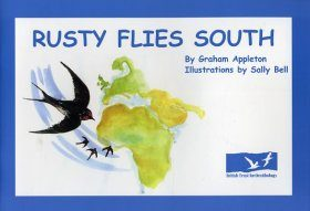 Rusty Flies South