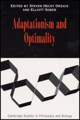 Adaptionism and Optimality